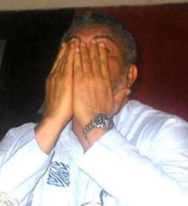 """Rawlings` """"insults"""" and """"misbehaviour"""""""